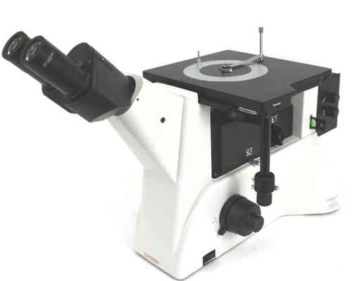 GXM-XJL20BD, 100X-800X Trinocular Materials Inverted Microscope