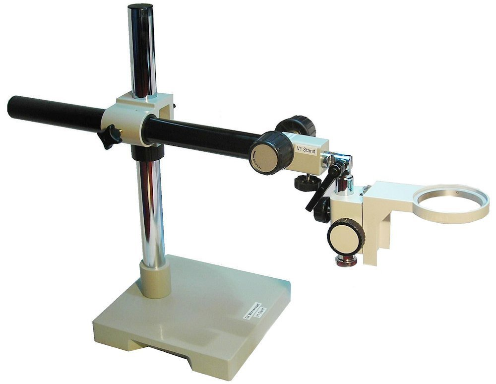 Microscope Stand Quality Long Reach Horizontal Arm Stand