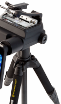 Turn your portable microscope into a bench microscope with this tripod for a Newton Microscope