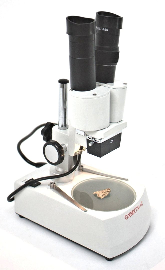 how to build a microscope at home