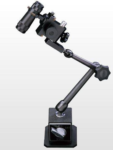 Articulated Magnetic Clamp Stand With Focussing Rack
