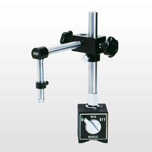 MM-STAND-MG Robust, Magnetic Boom Arm Pillar Stand for use with Miruc MM Series Microscopes