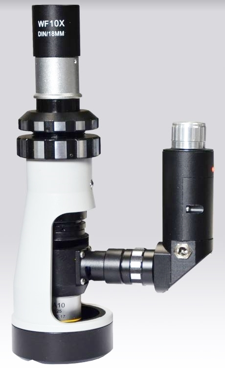 Portable Metallurgical Microscope Gxm Fm Gt Vision Online
