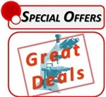 Microscope Special Offers