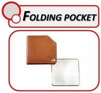 Folding Pocket Magnifiers