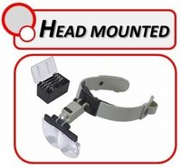 Head Mounted Magnifiers