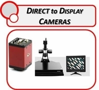 Direct to Display Cameras