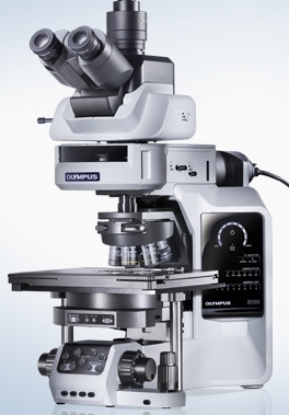 Olympus-BX63 40X-1000X Advanced Research, Biological, Trinocular Microscope