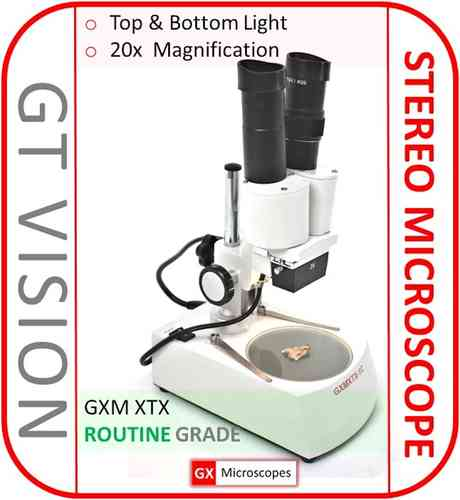 GXM-XTX-1C Binocular, Single Magnification, Stereo Microscope - GX VALUE RANGE