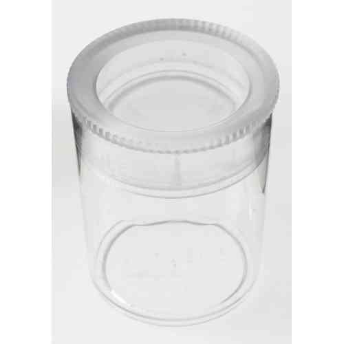 4.8X Nature / Bug Viewer 55mm Magnifiying Lid, 70mm High Enclosed Specimen Jar, Top Quality