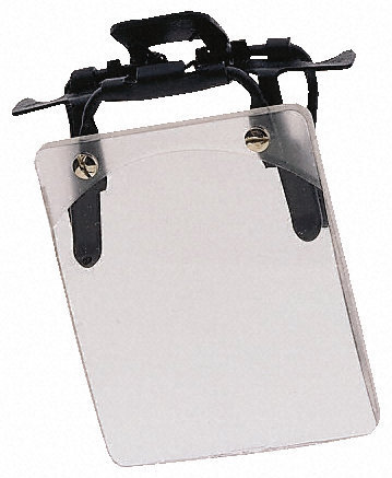 2.5X Clip-On Magnifier for Spectacles 35 X 39mm