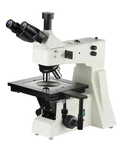 GXM-XJL302BD, 50X - 800X, Materials/Semiconductor Routine; Research Microscope