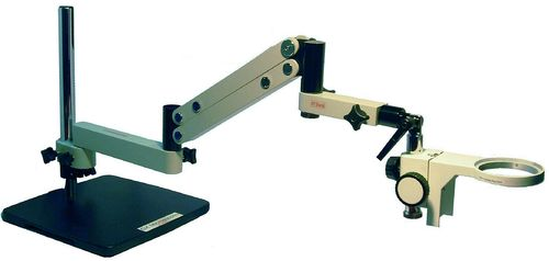 Very Long Reach Microscope Stand - Articulated with 25mm diam.end pole GXM-V7, Top Quality