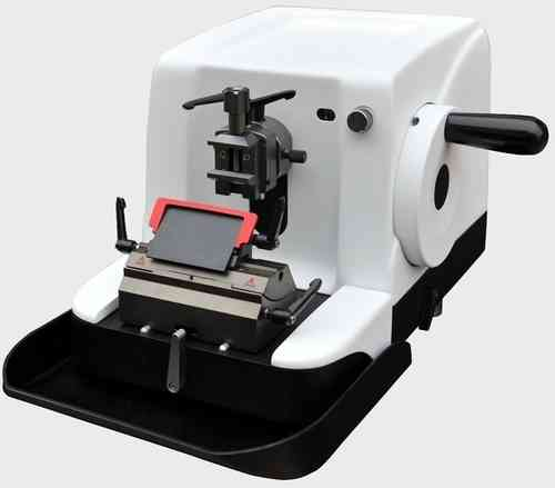 OS-315 Rotary Microtome is ideal for most routine histology, biological and industrial applications