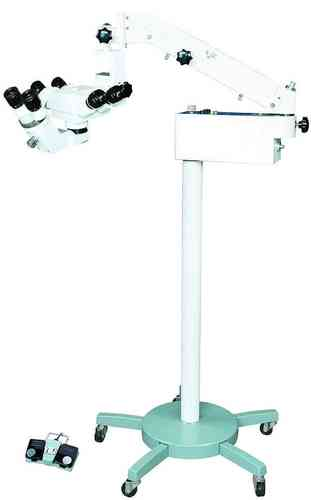 GXM-XTS4C, Surgical Operating Microscope, Binocular, Floor Stand