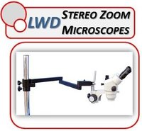 Long Working Distance Stereo Zoom Microscopes