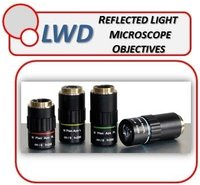 Long Working Distance Objectives - Reflected Light Microscopes for Industry, Metallurgy and Semicon