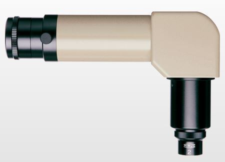 MM-M90 Microscope - Lens Barrel - 90 Deg Tube, 20X Mag., Includes 10X Eyepiece and 2X Objective