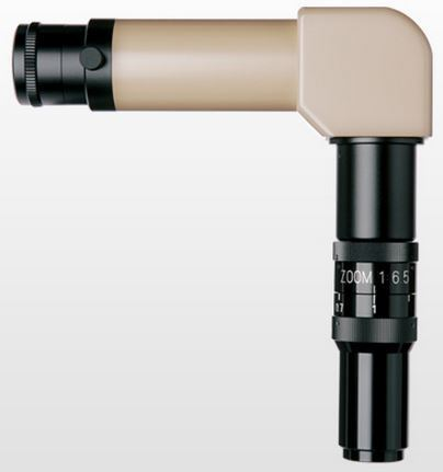 MM-ZL-90 Zoom Microscope - Lens Barrel - 90 Deg. Tube, 7-45X Mag., Includes 10X Eyepiece