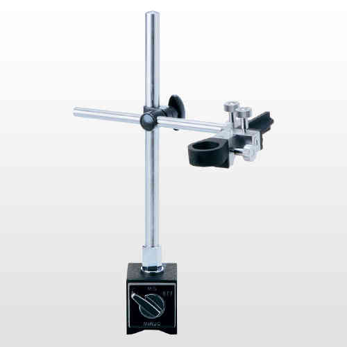 MM-STAND-MX-S Magnetic Boom Arm Pillar Stand + XYZ Slider for use with Miruc MM Series Microscopes