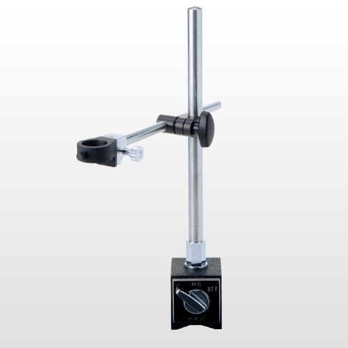 MM-STAND-MY-S Magnetic Boom Arm Pillar Stand with Holder for use with Miruc MM Series Microscopes