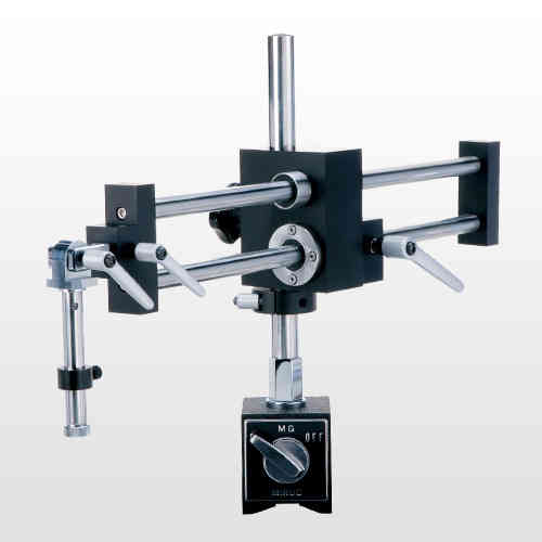 MM-STAND-UBL Magnetic Dual Arm High Stability Boom Stand for Miruc MM Series Microscopes