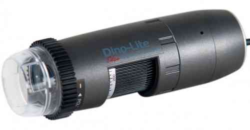 Dino-Lite AM4515ZT Digital Polarising Microscope AMR 20-220X 1.3MP Magnification Lock