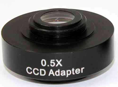 GXM Microscope Camera Adapter - 0.5X C-Mount for GXM-SMART Microscopes