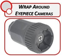 Wrap Around Eyepiece Cameras