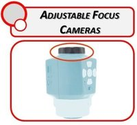 Adjustable Focus Cameras