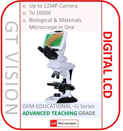 GX Microscopes' U Series Digital LCD Microscopes
