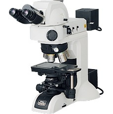 Nikon LV100ND Upright Materials Microscope 4X-400X