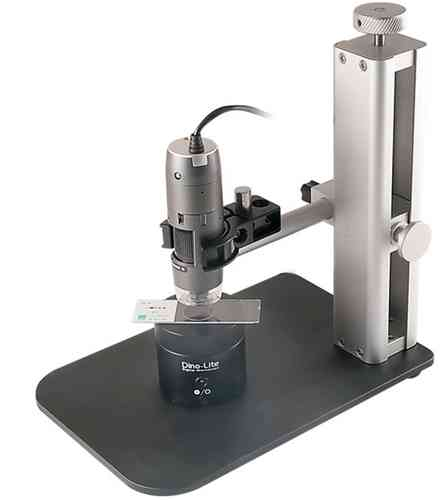 Dino Lite Digital Microscope High-Resolution Brightfield and Darkfield Vision System