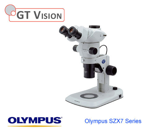 Olympus SZX7 Stereomicroscope Trinocular. Choice Of Stands- see below