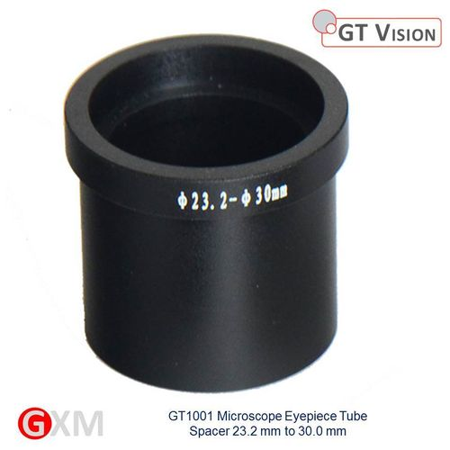 GXM Quality Microscope 30.0mm Eyepiece Tube Spacer for C-Mount Adapter