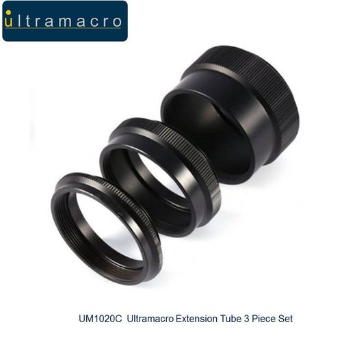 Ultramacro Quality 3 Piece M42 Extension Tube Set UM1020