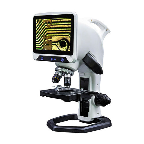 GXM UltraDIGI-SBM7 Biological, Materials and Stereo Equivalent 5MP Digital Microscope