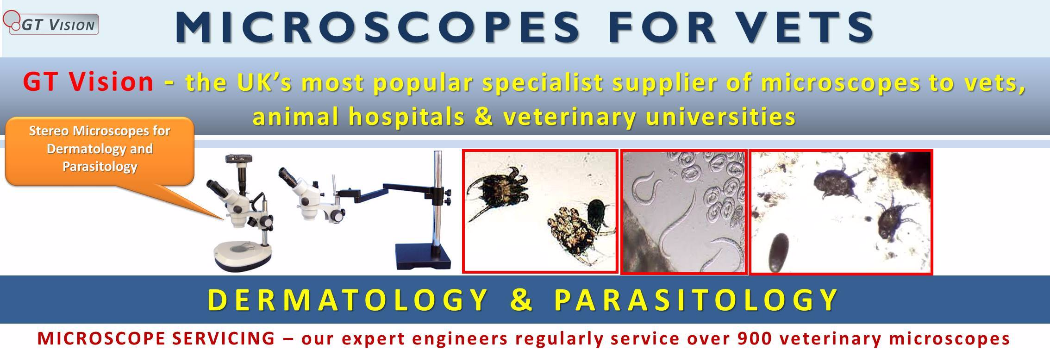 Veterinary, Breeding & Fertility Microscopes - GX Microscopes