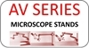 AV Series Long Reach Microscope Stands