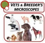 Microscopes for Vets and Breeders