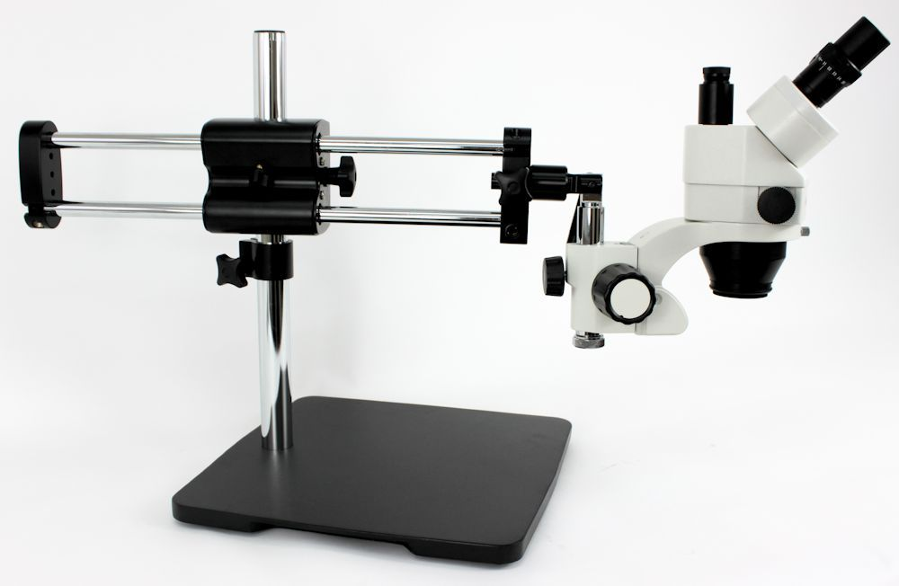 XTL3TV6 stereo Zoom Long Reach Microscope