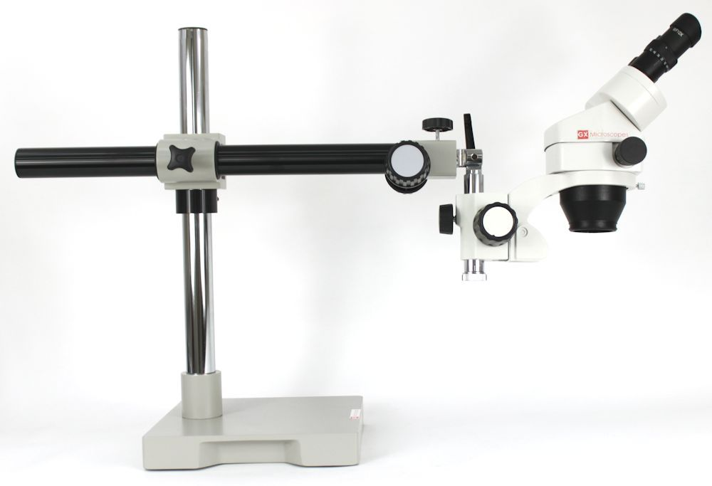 XTL3TV1 stereo Zoom Long Reach Microscope