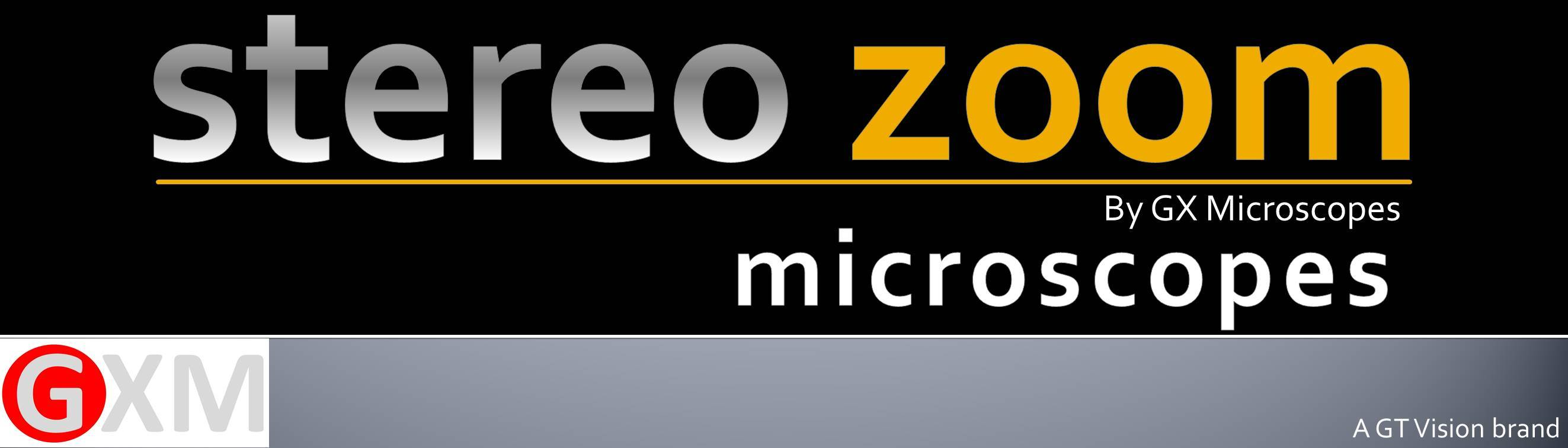 Stereo_Zoom_Microscopes_Banner_GX_Microscopes