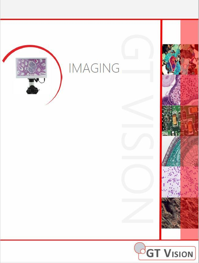 GT Vision IMAGING Catalog