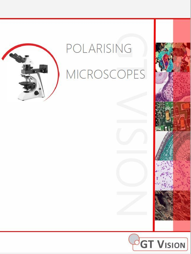 GT Vision Polarising Microscopes Catalog