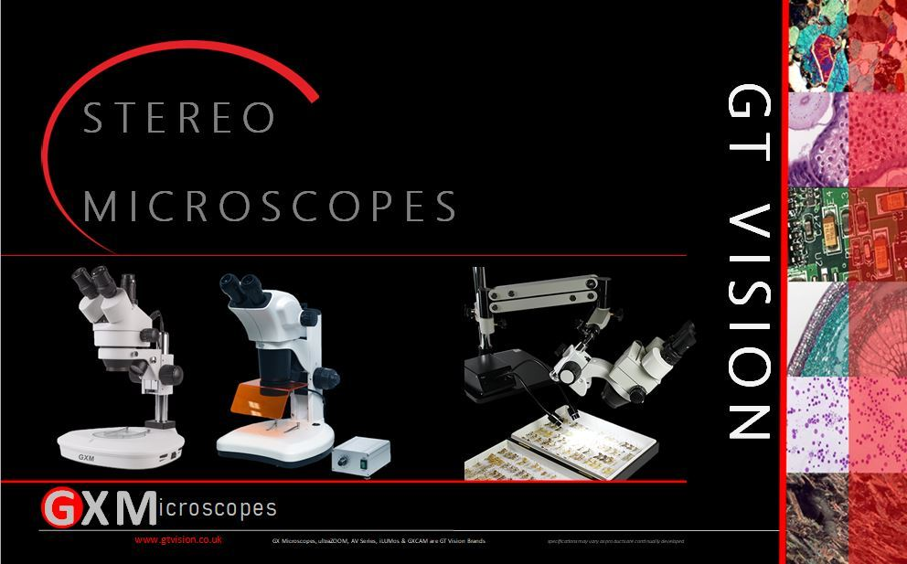 GX_Microscopes_Stereo_Microscopes_Catalogue_V3