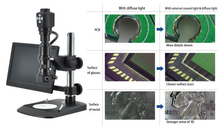 GXMHD52_Digital_Microscope