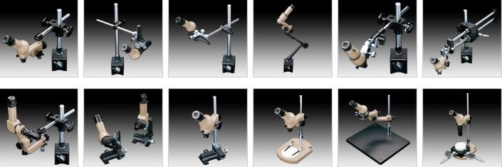 Measuring Microscope Systems