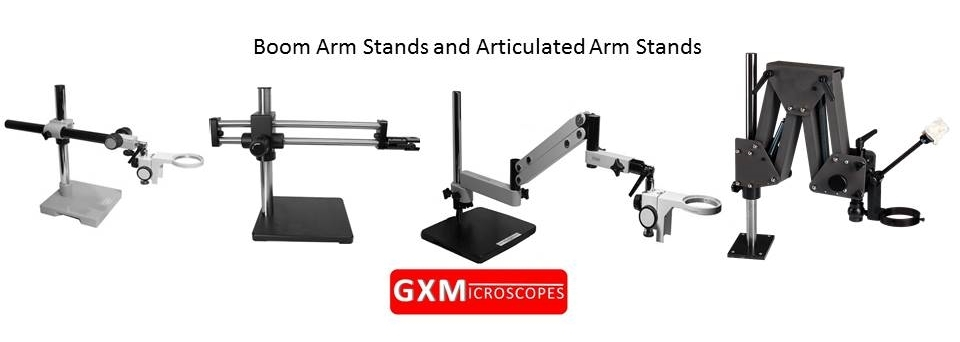 Boom_Arm_and_Articulated_Arm_Stands_Microscope_Stands_from_GX_Microscopes_by_GT_Vision_Ltd